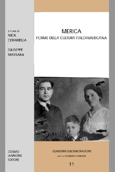 Merica. Forme della cultura italoamericana - Cosmo Iannone Editore