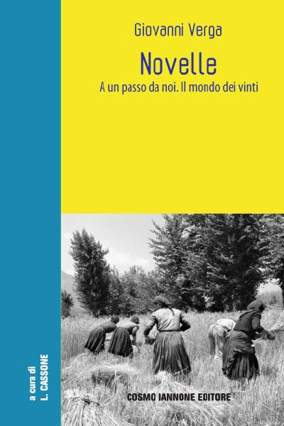 Novelle - Giovanni Verga - Cosmo Iannone Editore