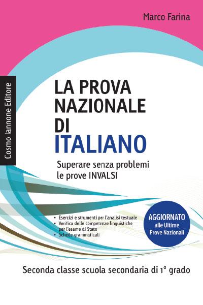 Preparazione prova di italiano Invalsi seconda classe - Iannone Editore