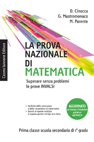 Preparazione prova invalsi di matemativa terza classe - Iannone Editore