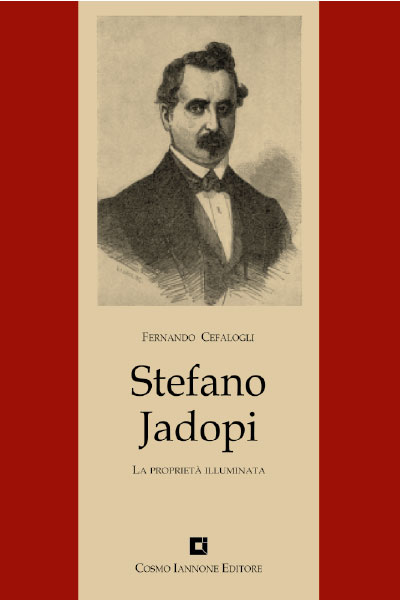 Biografia Stefano Jadopi - Cosmo Iannone Editore