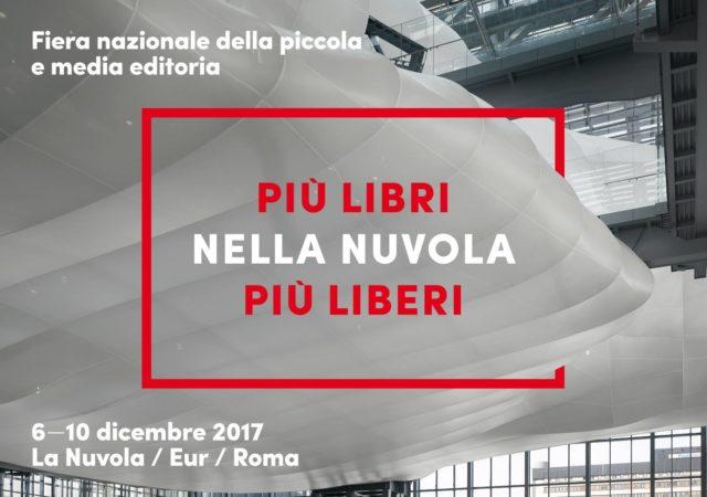 più libri più liberi 2017- roma
